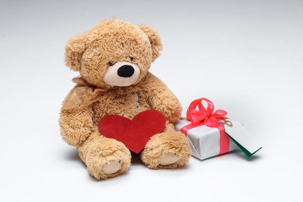 saas teddy bear